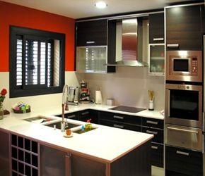 18 cocinas modernas nuevas tendencias en dise o interior - Ver cocinas modernas ...