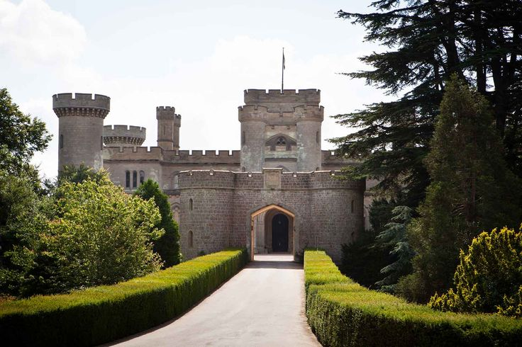 Welcome to Eastnor Castle, Herefordshire, UK