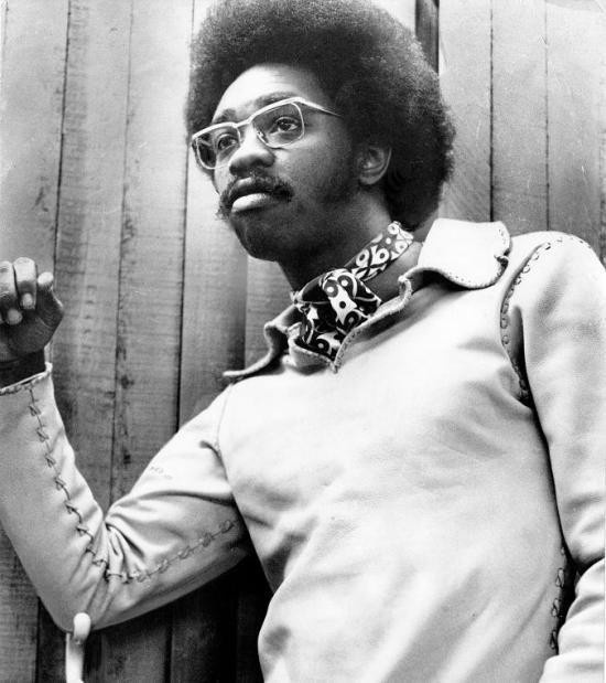 Afro & Mustache