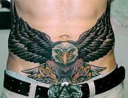 25 Amazing Eagle Tattoo Designs