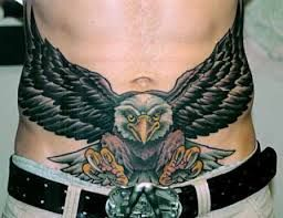 25 Amazing Eagle Tattoo Designs