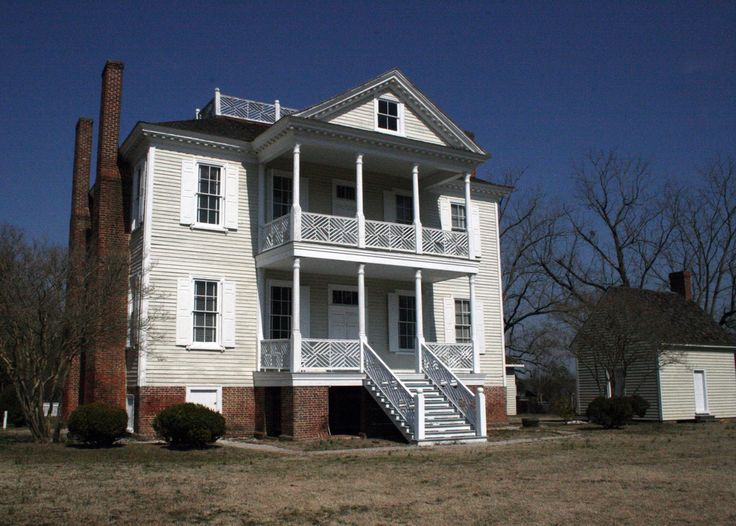 Historic Homes North Carolina | Antebellum homes and plantations - North Carolina Digital History