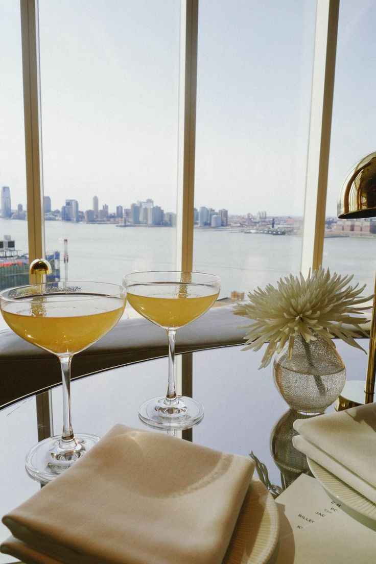 Boom Boom Room restaurant with unreal views over NYC