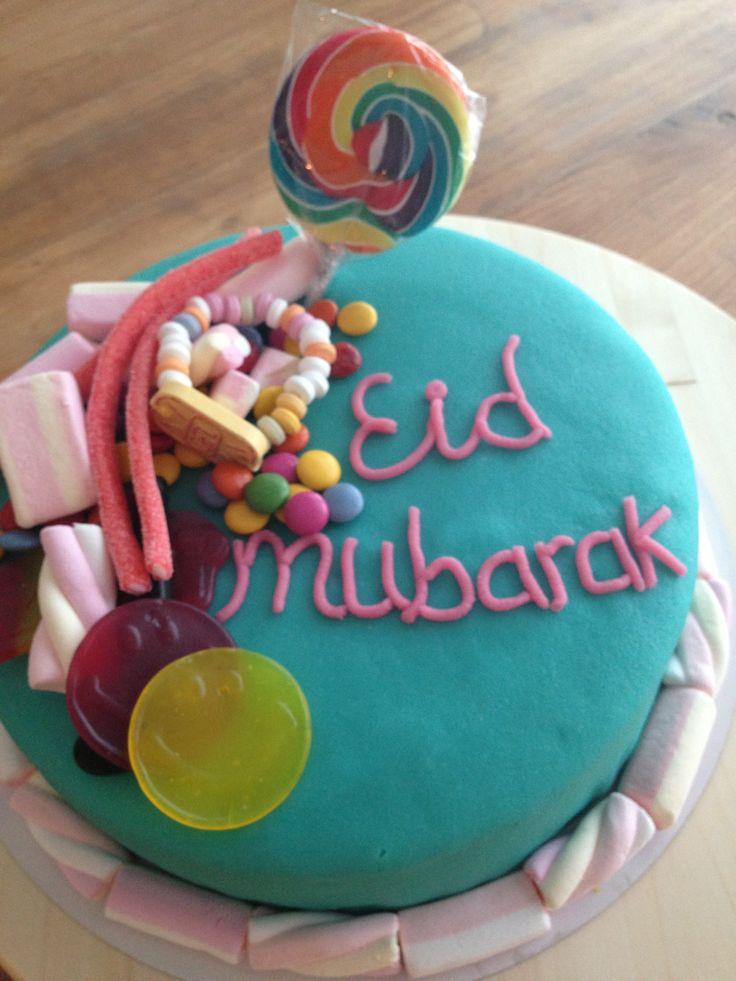 Eid cake Festival ideas Pinterest Eid cakes, Cakes and Eid