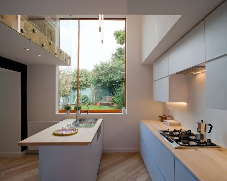 Ugly House to Lovely House by Lipton Plant Architects