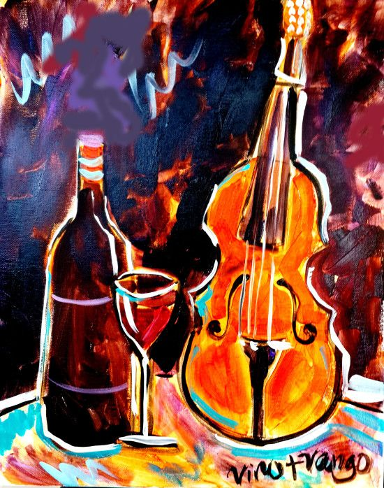 Join us to paint Vino & Violin on May 20th! Click for more info!