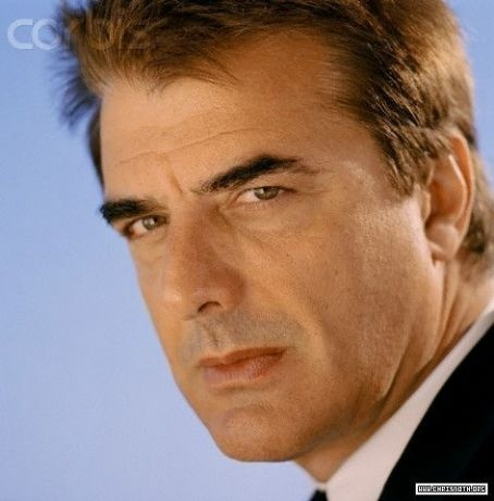 Chris Noth - I've always thought he was so handsome!