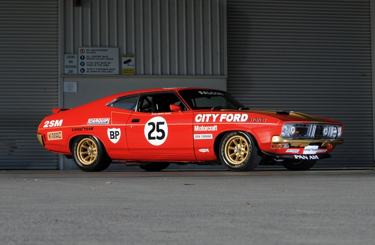 1975 Ford XB Falcon GT Hardtop ATCC City Ford Alan Moffat Replic by Joel Strickland, via 500px