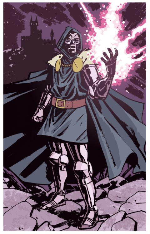 Doctor Doom - Michael Walsh