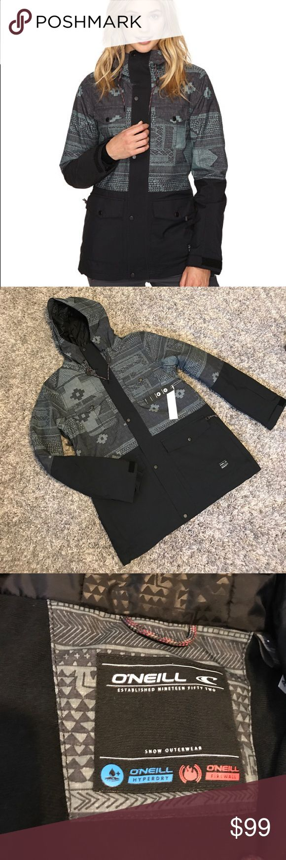 O'Neill NWT Women's Winter Ski Snowboard Jacket New with Tags! Perfect for skiing and snowboarding! Also awesome for everyday wear! Reasonable offers accepted! Bundle for a private discount! o'neill Jackets & Coats