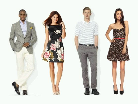what to wear to a wedding business casual