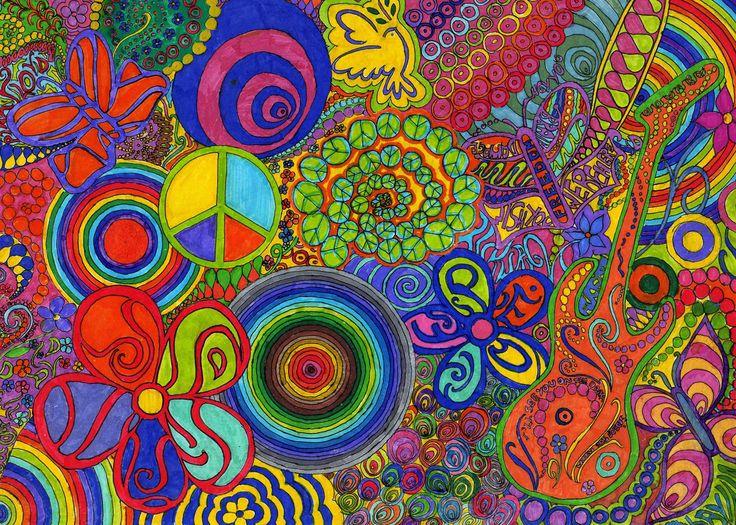 abstract art wallpaper cartoon - photo #9