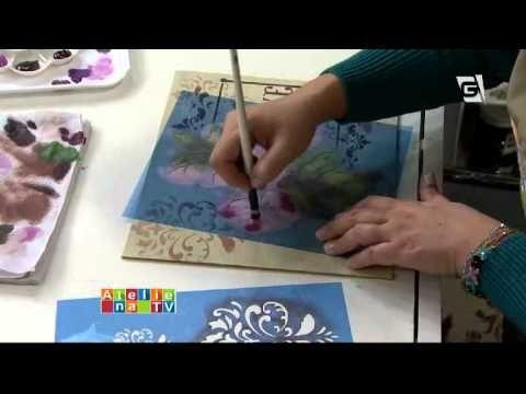 Ateliê na TV - TV Gazeta - 22.06.15 - Mayumi Takushi - YouTube