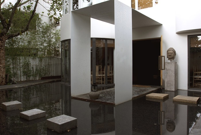 The Oriental Club - Settling Down / Feng Yu - Shenzhen, China
