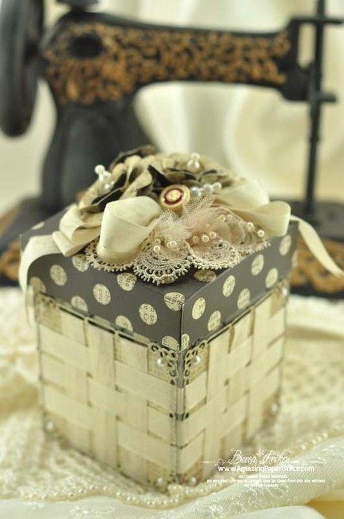 I love this gift box