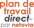 Plan de Travail - Direct - 75015 PARIS : 341 rue Lecourbe
