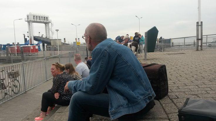 https://flic.kr/p/JRUBMi | Waiting on the boat