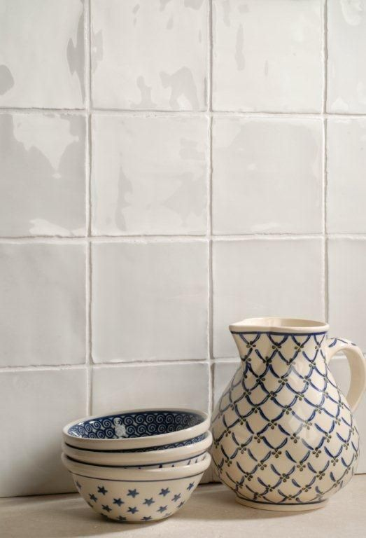 Papyrus field tiles. From the Cosmopolitan range at The Winchester Tile Company. Handmade ceramic tiles, made in the UK. winchestertiles.com