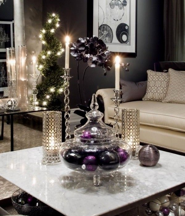 97 Awesome Christmas Decoration Trends And Ideas 2020 Christmas Coffee Table Decor Christmas Living Rooms Christmas Room