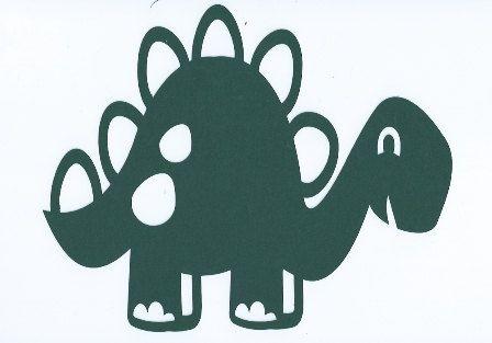 Cute Dinosaur Silhouette Google Search Dino Dinosaur