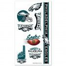 Philadelphia Eagles Temporary Tattoos  | #Philadelphia #Pennsylvania #Eagles #PhiladelphiaEagles #Memorabilia #Sports #Merchandise #Football #NFL | Order Today At www.sportsnutemporium For Only $1.95