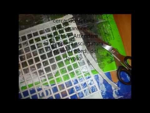 ▶ Busta porta posta Tutorial - YouTube