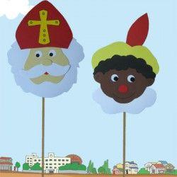 Sint en Piet (prikker)