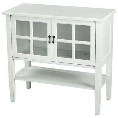 August Grove Tobin 2 Door Console Accent Cabinet August Grove   – Products