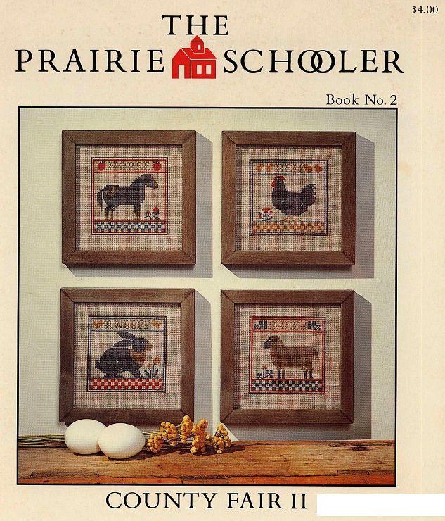 PRAIRIE SCHOOLER COUNTY FAIR II 01
