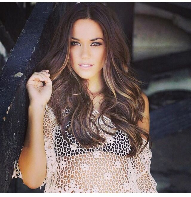 Jana Kramer. Hair                                                                                                                                                                                 More