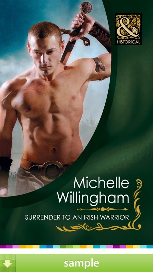 'Surrender to an Irish Warrior' by Michelle Willingham - Download a free ebook sample and give it a try! Don't forget to share it, too.