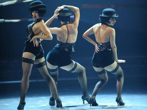 Oh God....I am a Fosse dancer in my soul. Love this.