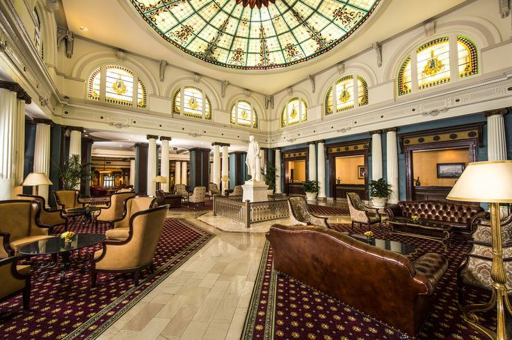 Centrally located in the heart of downtown Richmond, Virginia, The Jefferson Hotel is just blocks from the state capital, historic Shockoe Slip, the Richmond Convention Center and Richmond's financial district.