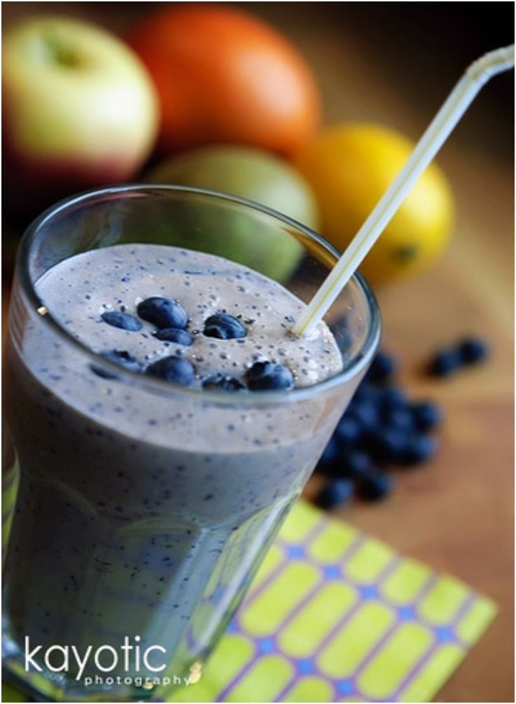 7 Healthy Fruit and Veggie Smoothie Recipes