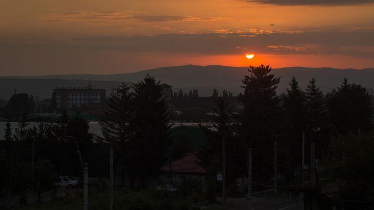 Sunrise by Paul Iştoan
