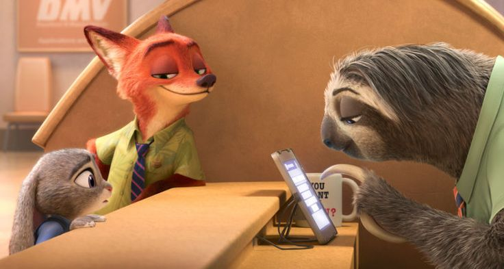 Welcome to the Animal DMV in This Hilarious New Zootopia Trailer