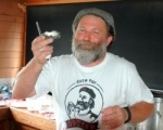 An Evening with the Oysterman, Brent Petkau at the Wickaninnish Inn    Friday, November 16th from 7:00 - 9:00 pm