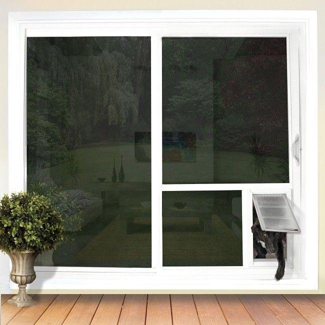 Sliding Glass Door Xl Dog Door For Sliding Glass Door