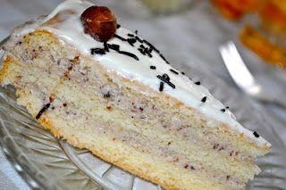 """Lisztérzékeny élet, gluténmentes receptek: Gluténmentes """"malakoff torta"""""""