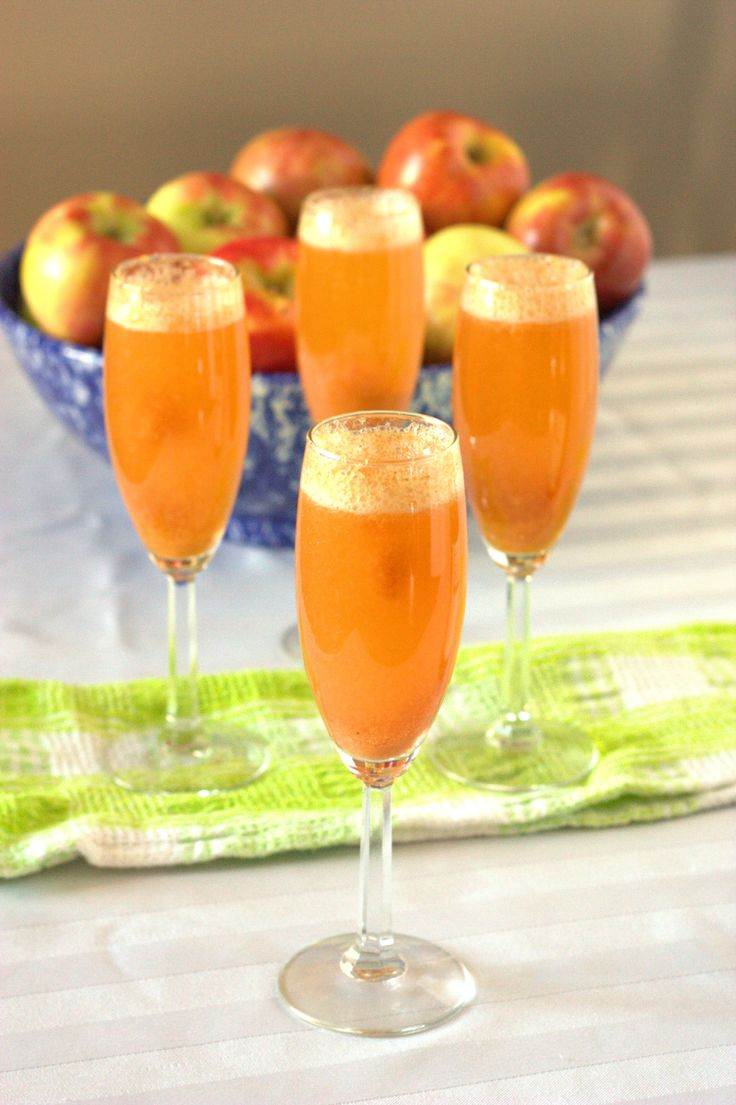Autumn Bellini Recipe Bellini Recipe Epicurean Fall
