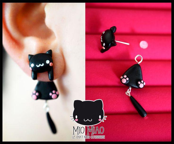 New Mio Miao Stud by LeChatNoirHandMade on DeviantArt