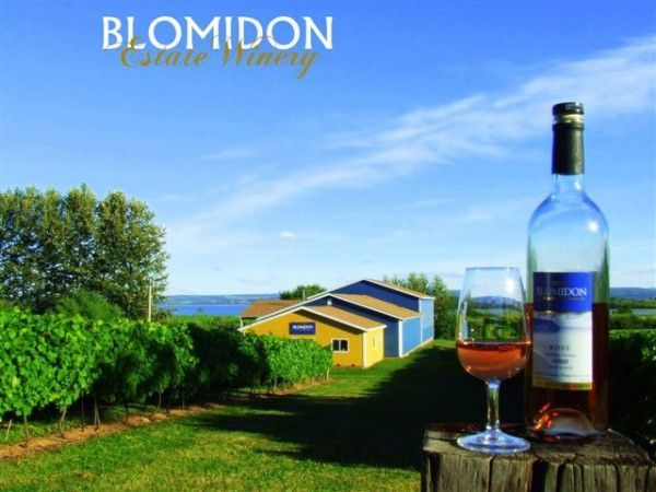 Blomidon Estate Winery