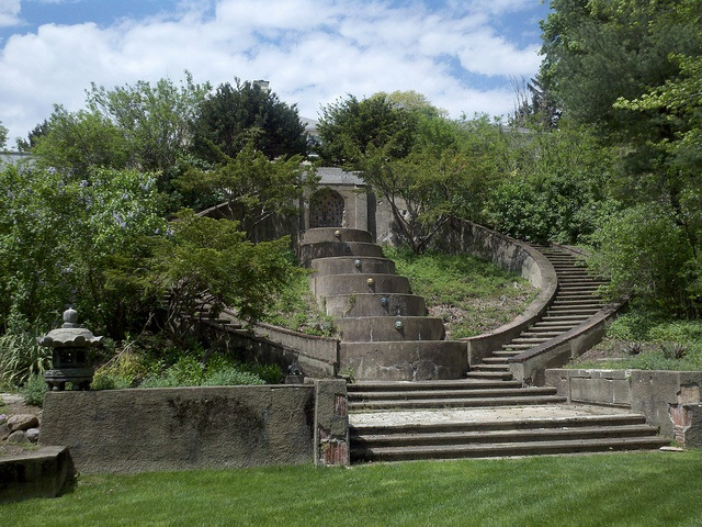 Greenwood Gardens Short Hills Nj By Preservation Nj Via Flickr Gardens Pinterest