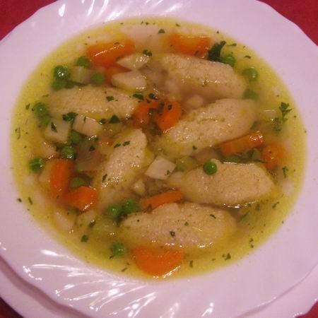 Téli zöldségleves daragaluskával Recept képpel - Mindmegette.hu - Receptek