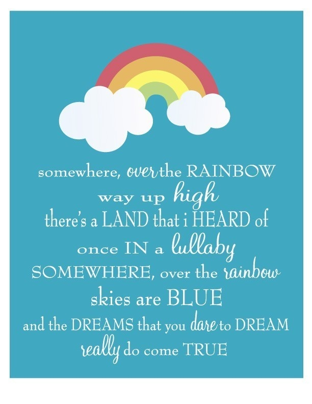 117 best music images on pinterest music music quotes and music mewhere over the rainbow stopboris Choice Image