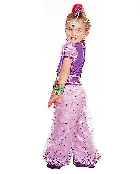 Toddler Shimmer Costume Deluxe - Shimmer and Shine - Spirithalloween.com