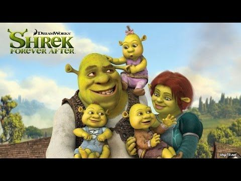 Shrek the Third Full HD - Disney Shrek 3 Movies in English - Cartoon Movies For Kids - YouTube