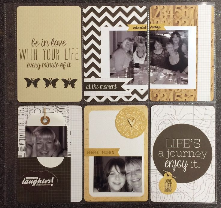 """sugar and spice: A LITTLE PROJECT LIFE INSPO....using KaiserCraft's Captured Moments 6"""" x 4"""" cards celebrating the special moments that happen in life"""