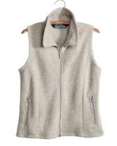 Tri-Mountain Women's Micro Fleece Vest. 7020
