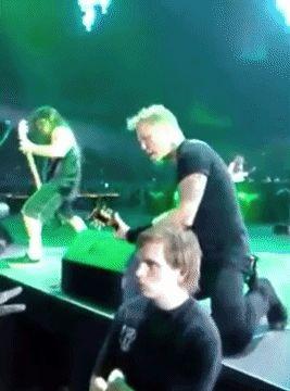 One more reason to respect Metallica...
